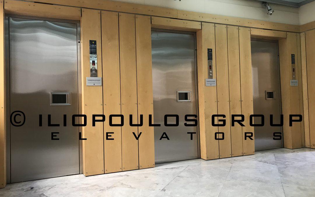 Ανελκυστήρες Triplex